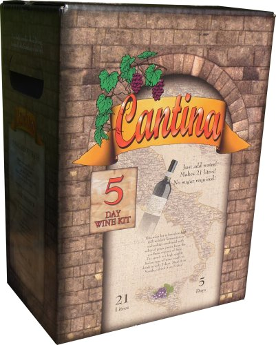 cantina wine kit